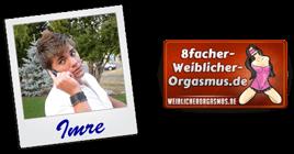 Imre Profilbild + Logo